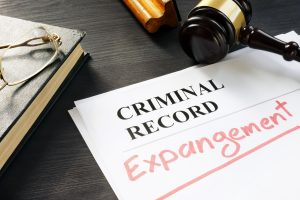 Expungement of criminal records