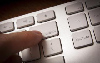 Delete your records from police systems
