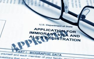 United States Waiver of Ineligibility & Criminal Records