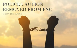 Police Caution Break Free