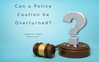 Can a Police Caution be Overturned?