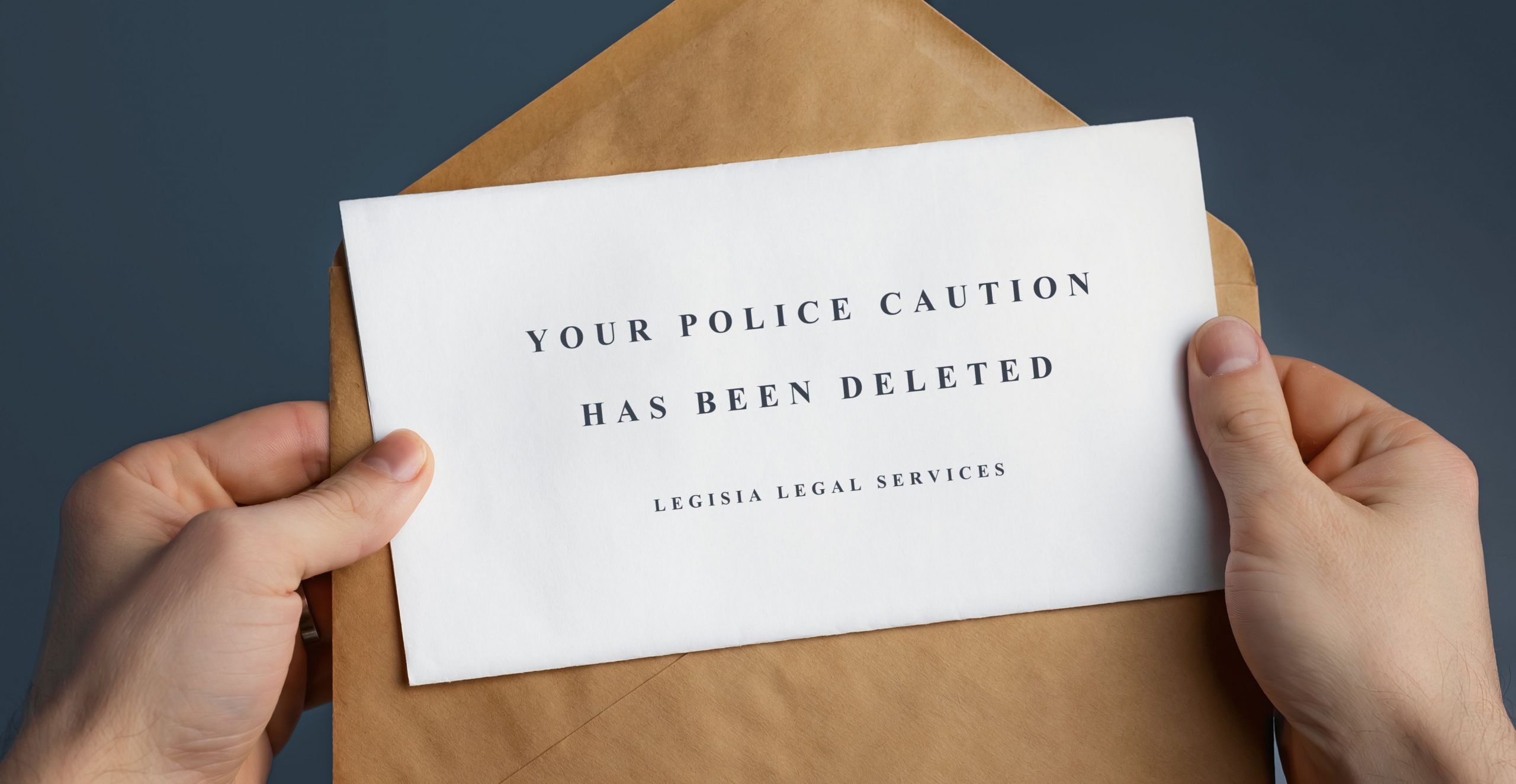 Police Caution Removal