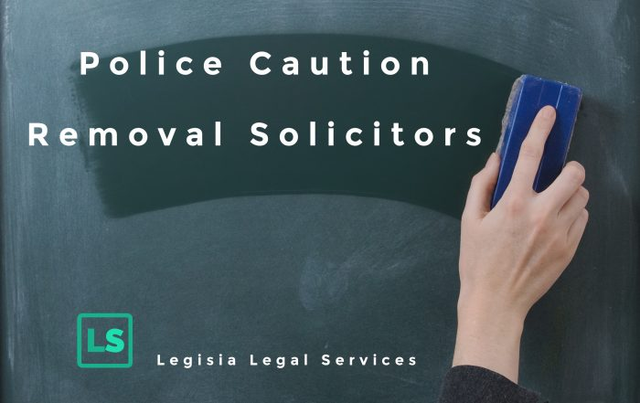 Police Caution Removal Solicitors
