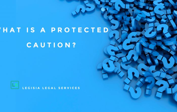 What is a Protected Caution?